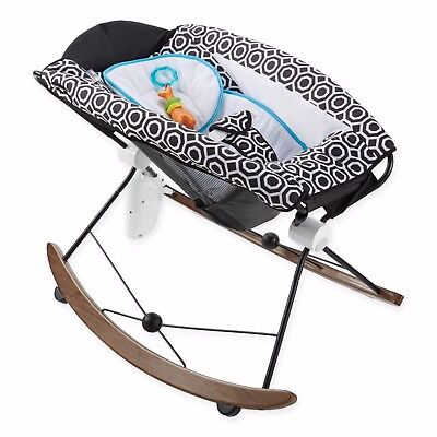 NEW Fisher Price Jonathan Adler Collection, Deluxe Rock 'n Play Sleeper DPN50