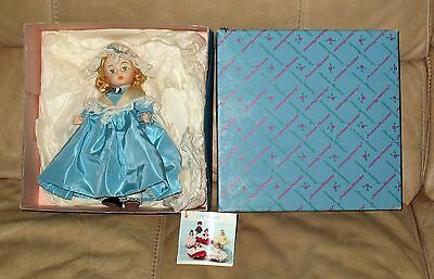 Madame Alexander doll 1974 to 1987 – new in box – United States; doll #559