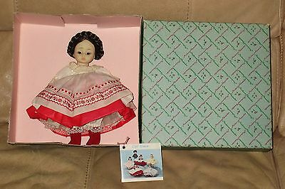 Madame Alexander doll 1973 – new in box – Russian Russia; doll #0774