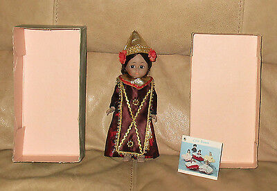 Madame Alexander doll 1973 – new in box – Indonesia; doll #0779