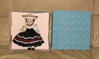 Madame Alexander doll 1973 – new in box – Mexican Mexico; doll #0776