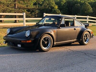 1982 Porsche 930  Porsche 930 turbo, 1982, Metal Grey Beauty - NO RESERVE