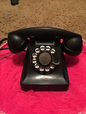 Bell System Western Electric Co. Vintage Rotary Phone