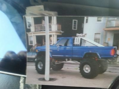 1980 Ford Ranger  Custom Ford Ranger monster truck