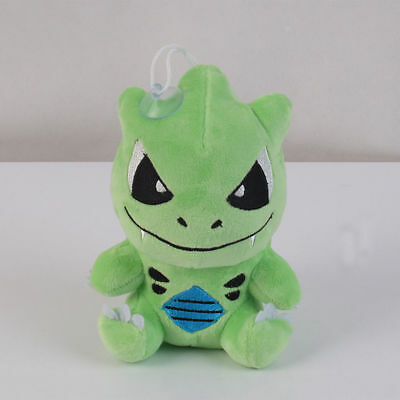 Pokemon Center Tyranitar Plush Doll Stuffed Soft Figure Kids Toy Gift - 7 In