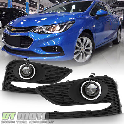 2015 2017 chevy colorado replacement complete fog lights. Black Bedroom Furniture Sets. Home Design Ideas
