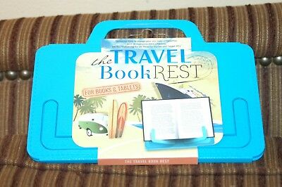 The Travel Book Rest Beachy Bluse Book Holder Travel Accessory