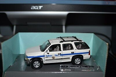 Baltimore City, MD POLICE  Chevy Tahoe in  1/43rd scale