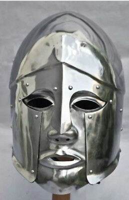 Collectibles Medieval Greek Spartan Ancient Corinthian Armour Helmet Replica