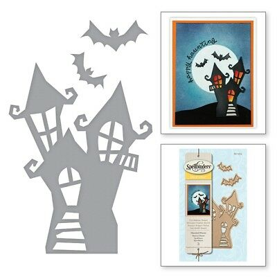 Spellbinders Shapeabilities D-Lites - Haunted Manor