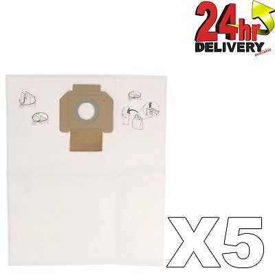 Mirka Dustbag Fleece for 415 / 412 & 915 / 912 Dust Extractors Range 5/Pack