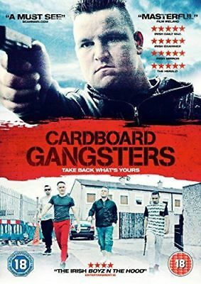 Cardboard Gangsters - New and Sealed - P15c