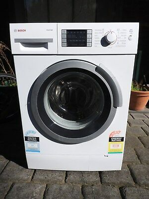 Bosch 1200 8kg Front Load Washing Machine.