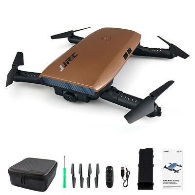 Brand New JJRC Pocket Selfie Drone Foldable Drone with HD Camera FPV Quadcopter