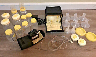 Medela Pump In Style Advanced Double Breast Pump with Accessories