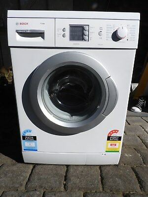 Bosch Classic 1200 7kg Front Load Washing Machine.