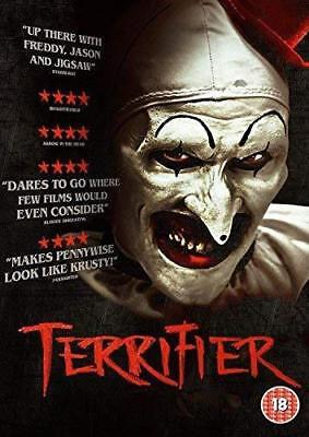 Terrifier - New and Sealed - P15c