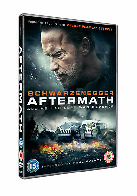 Aftermath [DVD] - New and Sealed - P15c