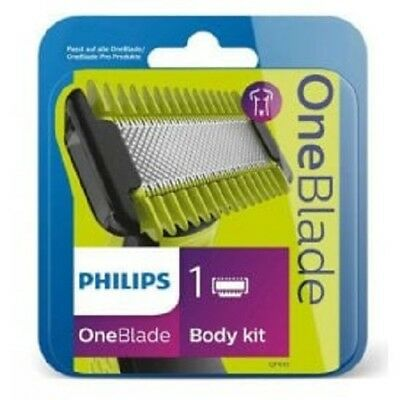Philips One Blade Replacement Blade QP610/50 for Face & Body trimmer - 1 blade