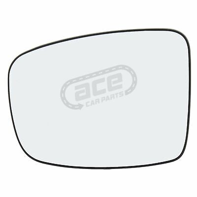 Left side Wing door mirror glass for Hyundai iLoad i800 2008-2018 heated