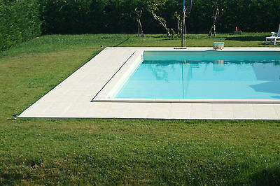 All Inclusive Schwimmbecken Swimmingpool Rechteckbecken Styropor Pool Poolset