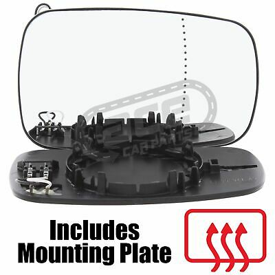 Renault Megane Scenic 1997-1999 Non-Heated Aspherical Mirror Glass Drivers Side