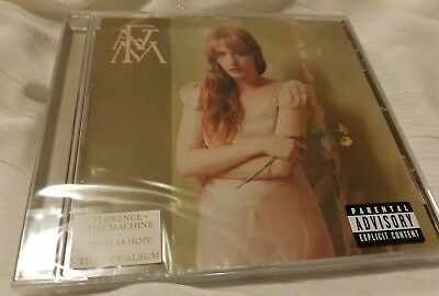 Florence And The Machine - High As Hope CD NEW SEALED