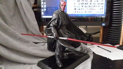 Darth Maul Star Wars Gentle Giant Statue