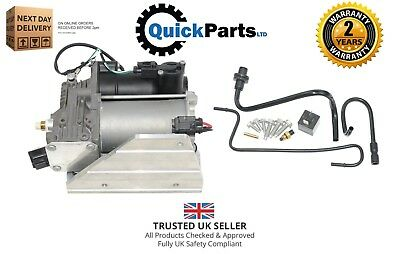 Land Rover Discovery 3 AMK Type Air Suspension Compressor Lift Pump  - LR078650
