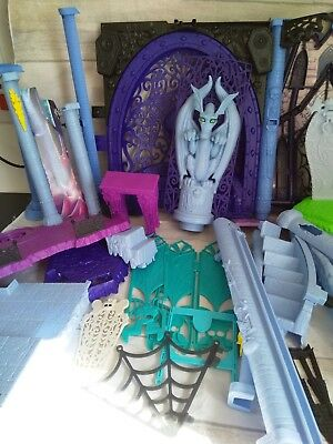 Monster High Doll Catacombs Castle Secret creepers Spare Parts Bundle Joblot