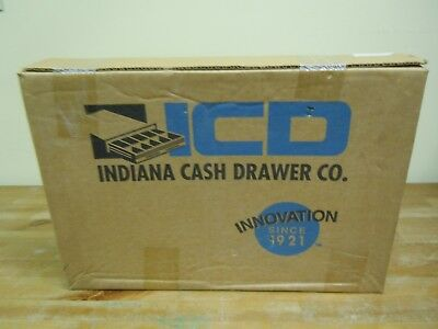 ICD Indiana Cash Drawer Co. Tray with Keys [ Brand New ]