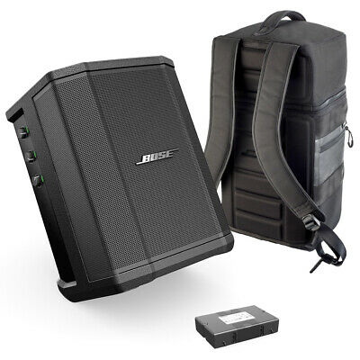 Bose S1 Pro Multi-Position PA System and Backpack - Bundle