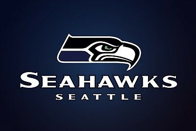 12 x 18 Poster Photo Football Team Seattle Seahawks Pro Sports Pic Print ASS148