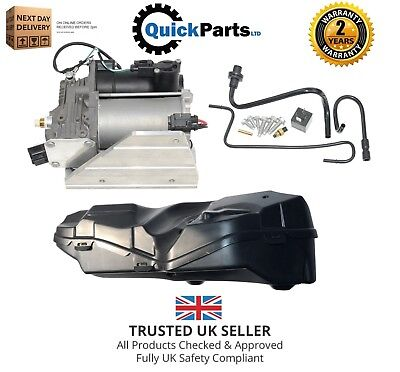Land Rover Discovery 4 Amk Air Suspension Compressor Pump & Cover Kit