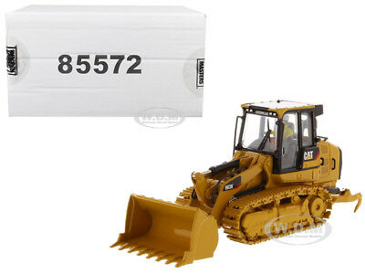 Cat Caterpillar 963K Track Loader With Operator 1/50 By Diecast Masters 85572
