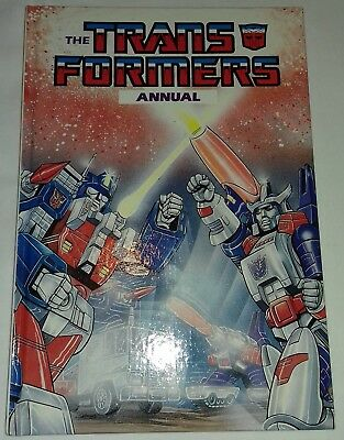 G1 Transformers UK Annual 1987