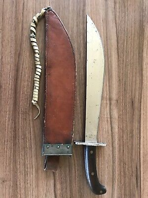 Model 1909 Bolo Knife Springfield Armory Dated 1909 SN 745