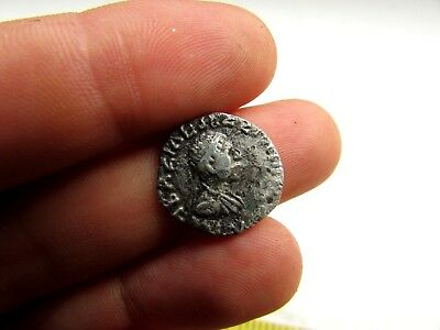 Coins: Ancient Enthusiastic Ancient Indo-greek Ar Silver Coin Eurakrates