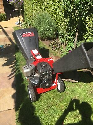 MTD 465A PRO CHIPPER SHREDDER 8HP Tecumseh ENGINE Portable