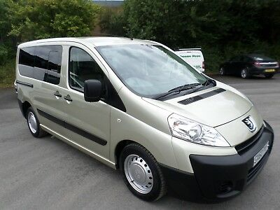 60 Peugeot Expert 1.6 Hdi Comfort Tepee Wheelchair Accessible Vehicle