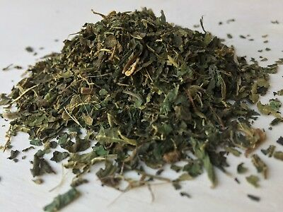 Nettle Leaf, Urtica dioica (Organic) ~ Sacred Herbs from Schmerbals Herbals