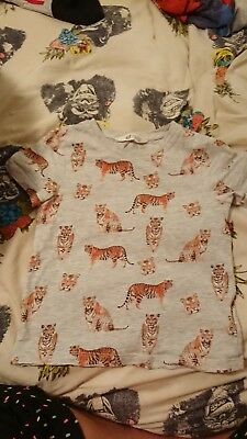 H and M Summer Bundle Of Boys Clothes Age 5-6