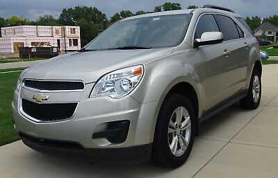 2015 Chevrolet Equinox 1LT 2015 Chevy Equinox AWD - Very clean and reliable vehicle