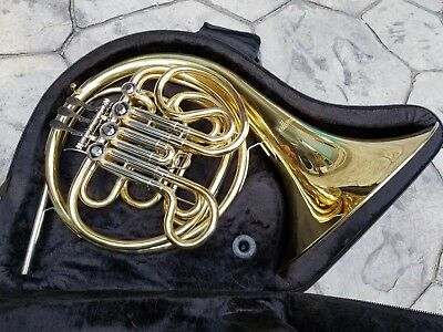 Allora fixed F/Bb Double French Horn brass 229
