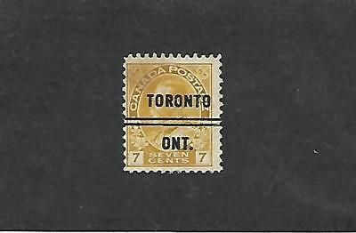 Canada Stamp #10-113 (No Gum) From 1911-31