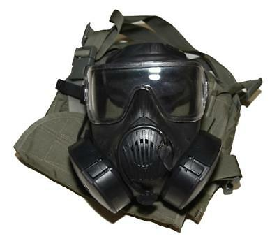 Avon M50 Gas Mask Air Purifying Respirator Kit - MEDIUM - SEAL NSW SOF SWAT CAG