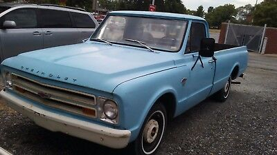1967 Chevrolet C-10  Clear title