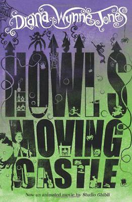 Howl's Moving Castle by Diana Wynne Jones | Paperback Book | 9780007299263 | NEW