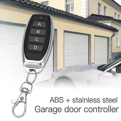 1270 Garage Gate Door 433.92Mhz Transmitter Rolling Code Remote Control Keys