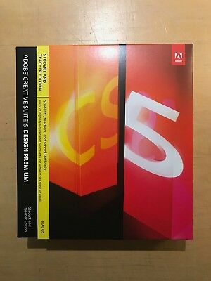 Adobe Creative Suite Cs5 – Full Suite – Student And Teacher Edition